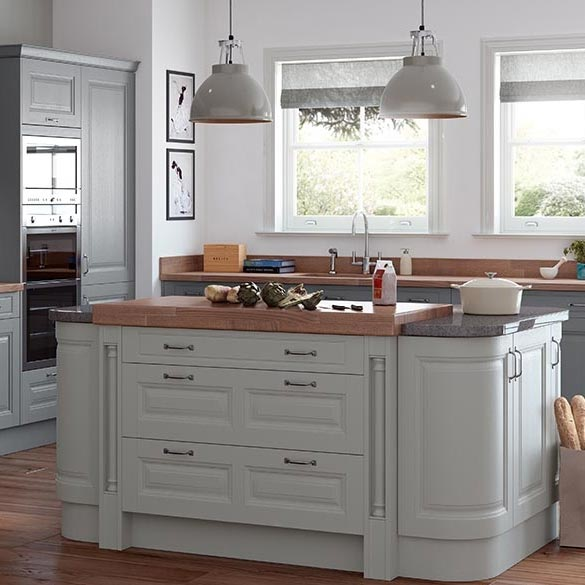 Classic Kitchens From Britannia Design ...